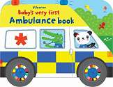 Cover of Baby's Very First Ambulance Book