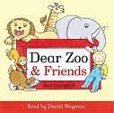 Cover of Dear Zoo and Friends Audio