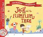 Cover of Jack and the Flumflum Tree: Book and CD Pack