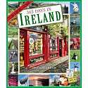 Cover of 365 Days in Ireland Picture-A-Day Wall Calendar 2019