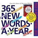 Cover of 365 New Words-A-Year Page-A-Day Calendar 2019