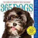 Cover of 365 Dogs Page-A-Day Calendar 2020