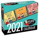 Cover of Dilbert 2021 Day-to-Day Calendar