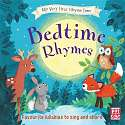 Cover of My Very First Rhyme Time: Bedtime Rhymes: Favourite bedtime rhymes with activiti