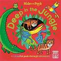 Cover of Hide and Peek: Deep in the Jungle