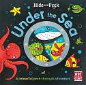 Cover of Hide and Peek: Under the Sea