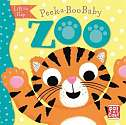 Cover of Peek-a-Boo Baby: Zoo