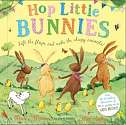 Cover of Hop Little Bunnies: Board Book
