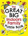 Cover of The Great Big Indoors Family Puzzle Book