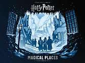 Cover of Harry Potter: Magical Places: A Paper Scene Book