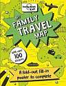 Cover of My Family Travel Map