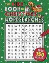 Cover of The Kids' Book of Christmas Wordsearches