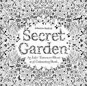 Cover of Secret Garden: An Inky Treasure Hunt and Colouring Book