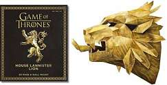 Cover of Game of Thrones Mask: House Lannister Lion