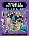 Cover of Minecraft STEM Challenge: Build a Theme Park