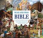 Cover of Read and Pray Bible for Kids