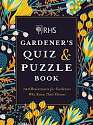Cover of RHS GARDENER'S QUIZ & PUZZLE BOOK