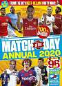 Cover of Match of the Day Annual 2020