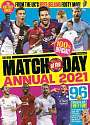 Cover of Match of the Day Annual 2021