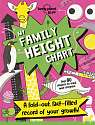 Cover of Lonely Planet Family Height Chart