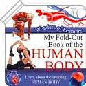Cover of Fold Out Book Of The Human Body