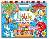 Cover of Bible Never-Ending Sticker Fun!: Over 50 Stickers