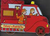 Cover of Box Vehicle Set - Fireman