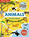 Cover of Sticker Play: Animals