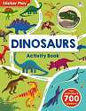 Cover of Sticker Play: Dinosaurs