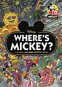 Cover of Where's Mickey?: A Disney search & find activity book