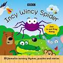 Cover of Incy Wincy Spider: Favourite Songs and Rhymes