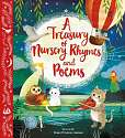 Cover of A Treasury of Nursery Rhymes and Poems