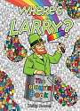 Cover of Where's Larry? The Colouring Book