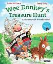 Cover of Wee Donkey's Treasure Hunt: An adventure around Ireland