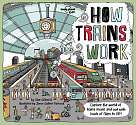 Cover of How Trains Work