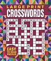 Cover of Large Print Crosswords