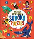 Cover of Brain Boosters: Sudoku Puzzles