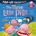 Cover of Pop-Up Fairytales: The Three Little Pigs