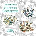 Cover of Millie Marotta's Curious Creatures Pocket Colouring