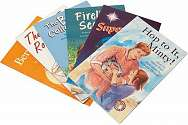 Cover of PM Library : Ruby Set B : Fiction : RR Level 28 : Pack of 8