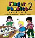 Cover of Jolly Phonics Finger Phonics Book 2
