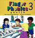 Cover of Jolly Phonics Finger Phonics Book 3