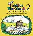 Cover of Jolly Phonics Workbook 2