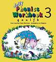 Cover of Jolly Phonics Workbook 3
