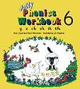Cover of Jolly Phonics Workbook 6