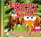 Cover of FAVOURITE ANIMAL SONGS