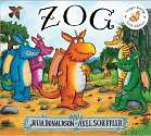 Cover of ZOG in Irish (as Gaeilge): 2019