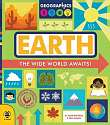 Cover of Earth: The wide world awaits!