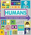 Cover of Humans: The wide world awaits!