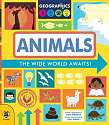 Cover of Animals: The wide world awaits!